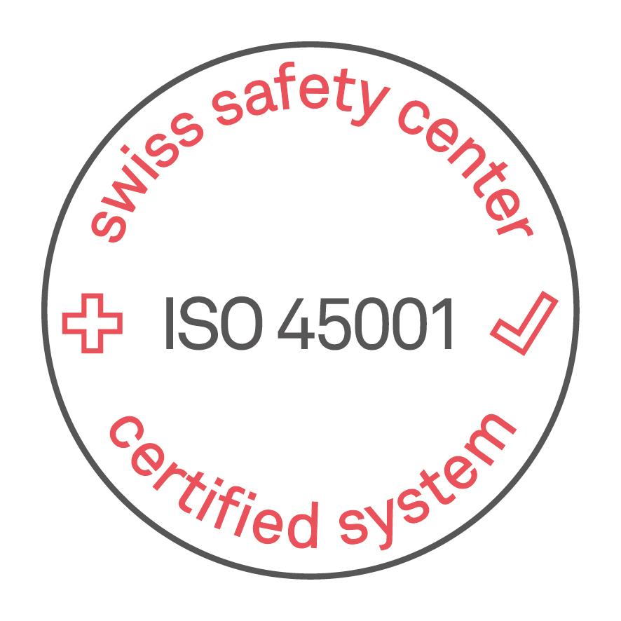 Certificado SSC_ISO45001